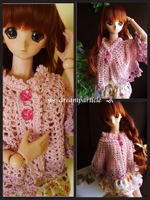 crochet tops for DD and SD by dreamparticle