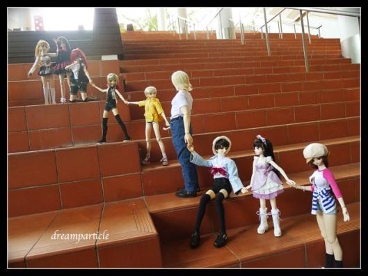 Kaoru first doll shoot