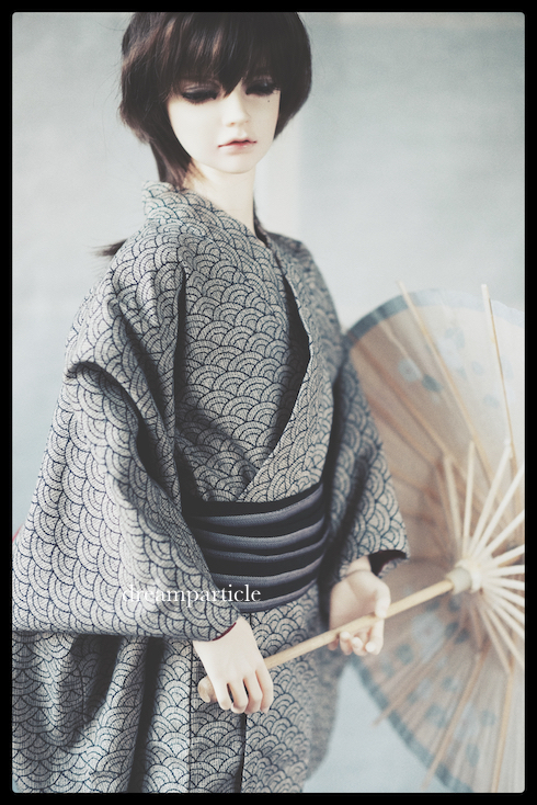 Mizuki in yukata